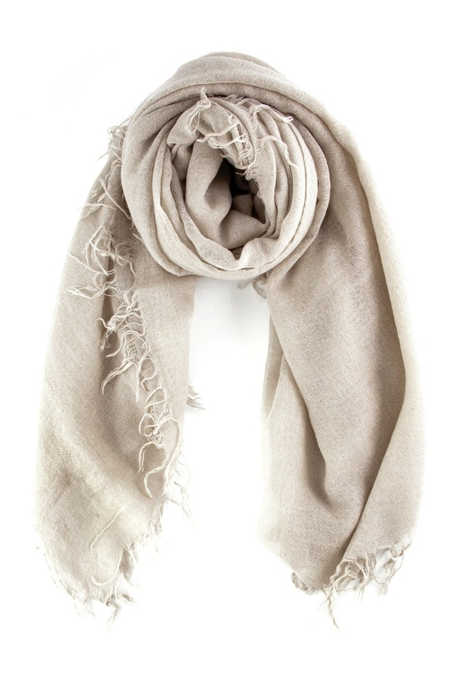 oxford and silk scarf 195 00